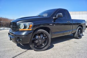 2006 Dodge Ram Blacked Out