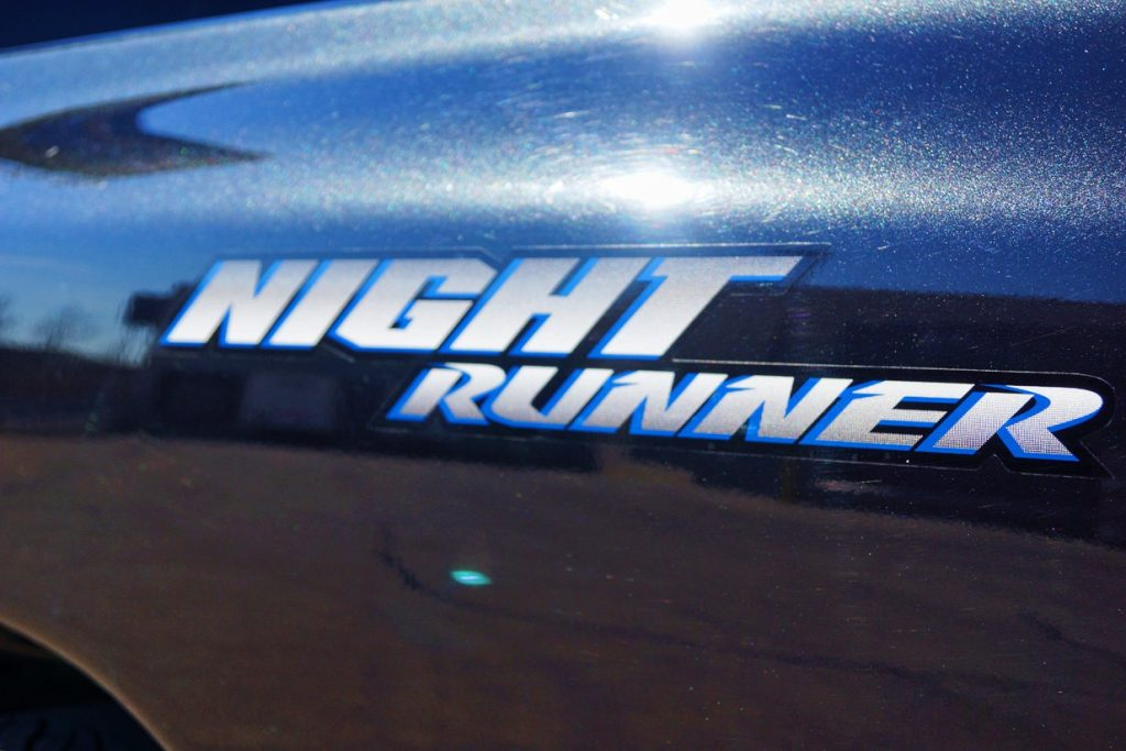 2006 Dodge Ram Night Runner Logo