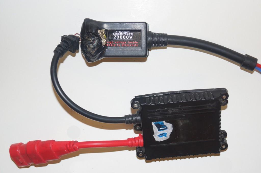Inexpensive HID Xenon Kit