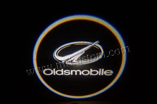 Oldsmobile LED Courtesy Logo Projector Lights