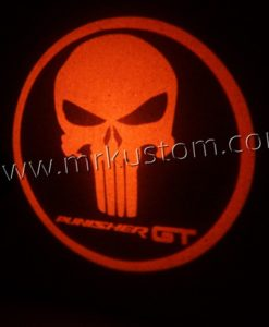 Punisher GT LEDCourtesy Logo Projector Lights