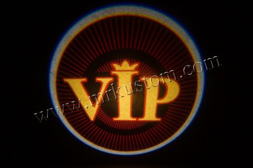 VIP LED Courtesy Logo Projector Lights
