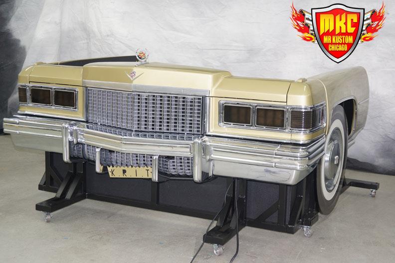 1975 Cadillac Deville Big Krit DJ Booth