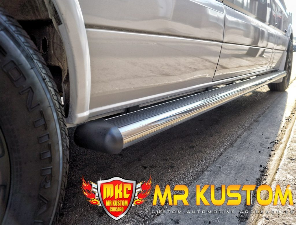 2010 Mercedes Sprinter Running Board