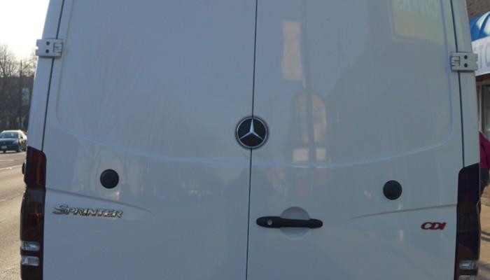 2010 Mercedes Sprinter Smoked Taillights