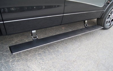 Sprinter Electric Running Boards