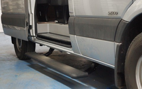 Sprinter Van Running Boards