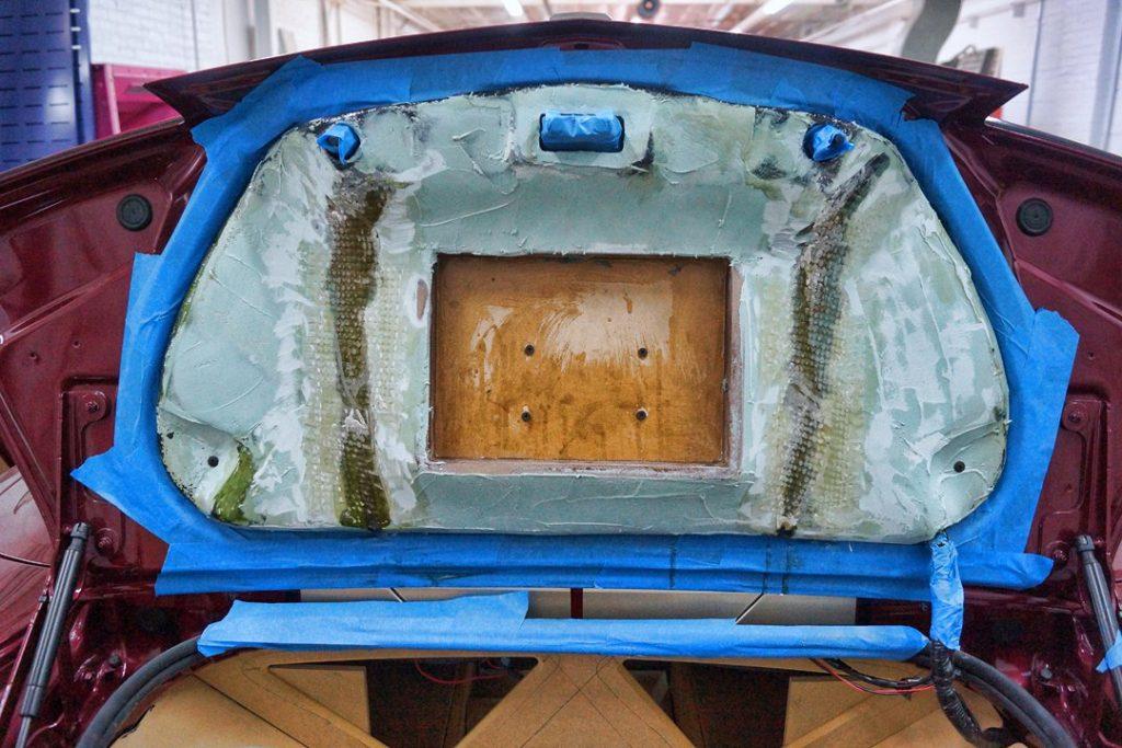 2011 Camaro SS Custom Video Monitors