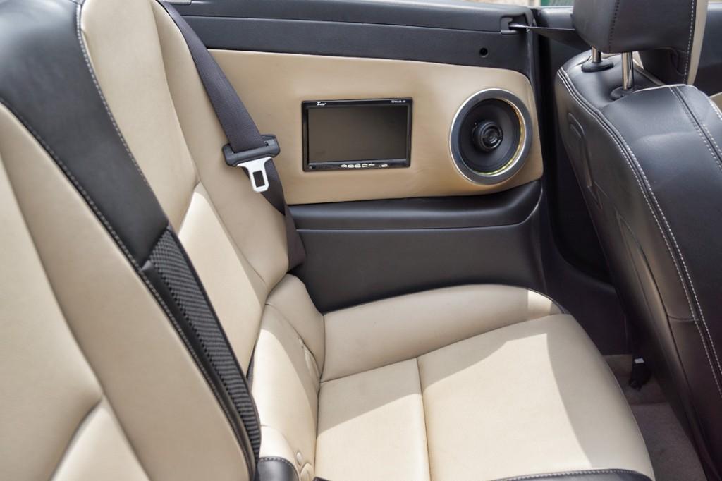 Custom Video Monitor Enclosure Camaro SS