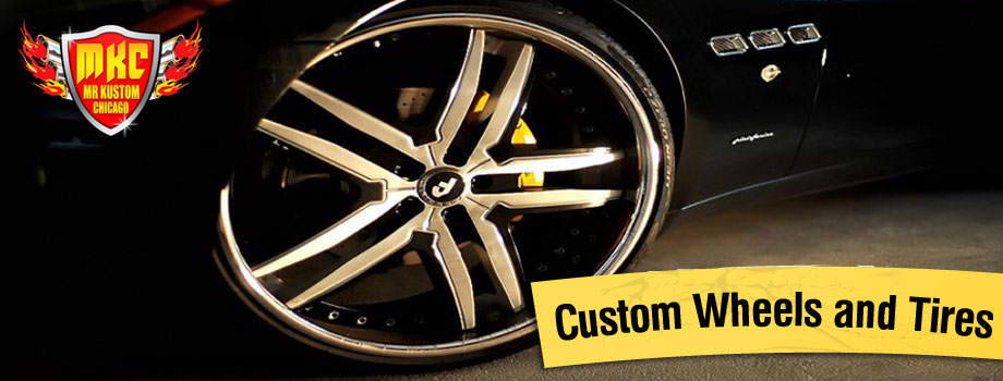 Model Custom Car Interiors And Upholstery Wheels Tires