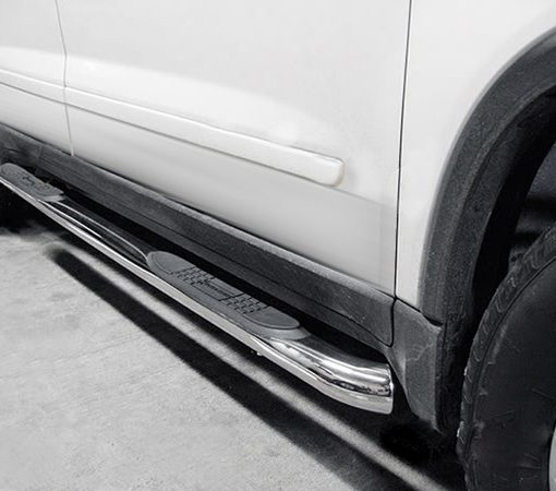 Honda Pilot Stainless Steel Side Steps