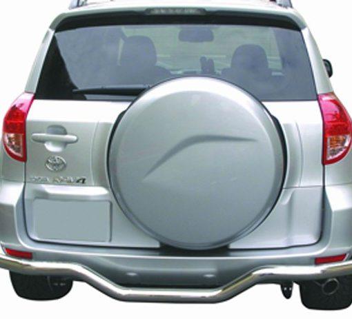 RAV4 Rear Stainless Steel Bumper Guard