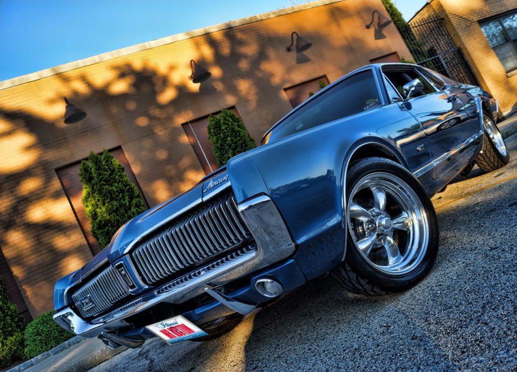 1967 Custom Mercury Cougar