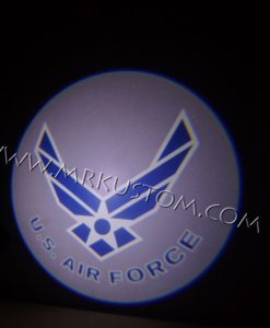 Air Force LED Courtesy Logo Projector Lights