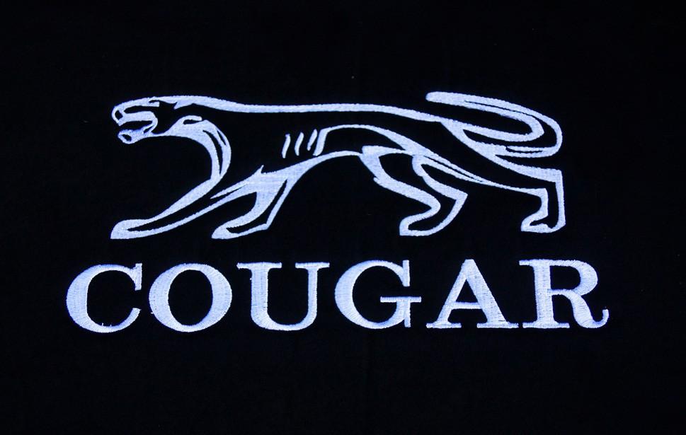 Custom Mercury Cougar Trunk Mat