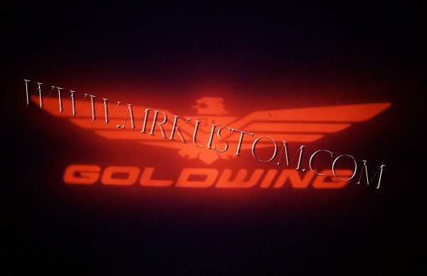 Honda Goldwing Led Door Projector Courtesy Puddle Logo Lights