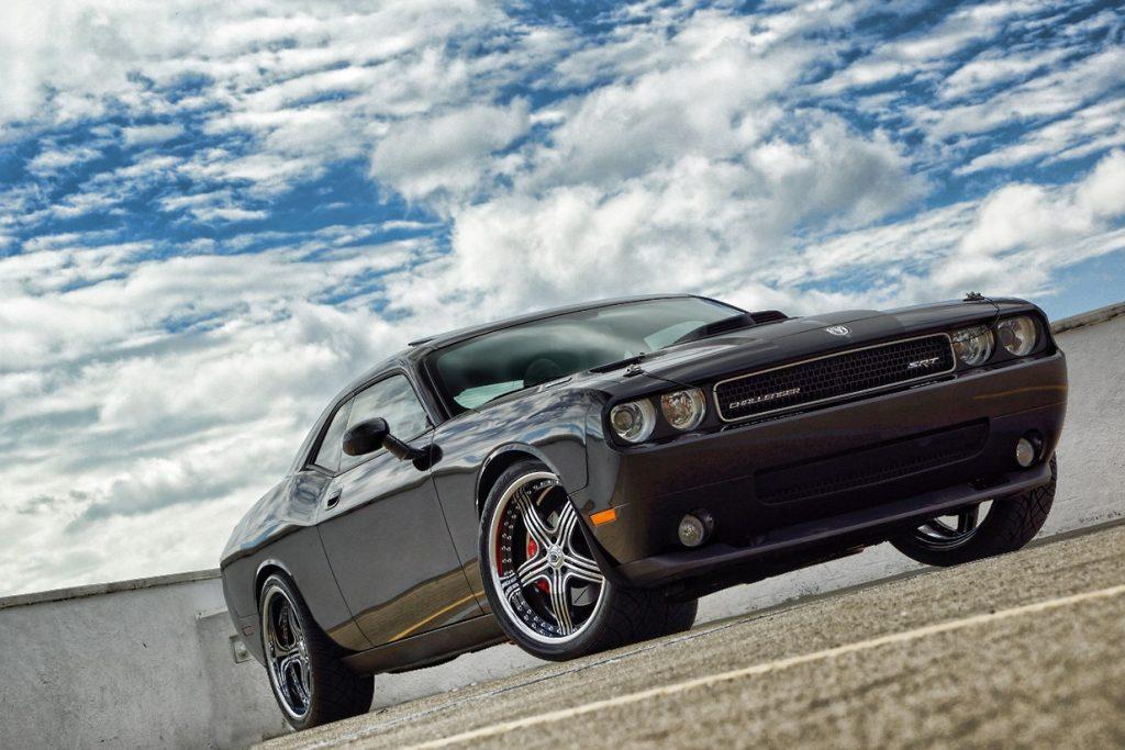 Asanti Rims Dodge Challenger