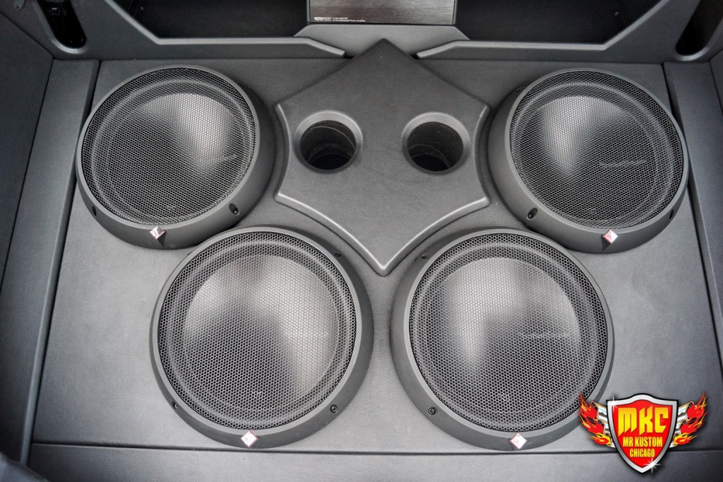 Custom Sub Enclosures Rockford Fosgate