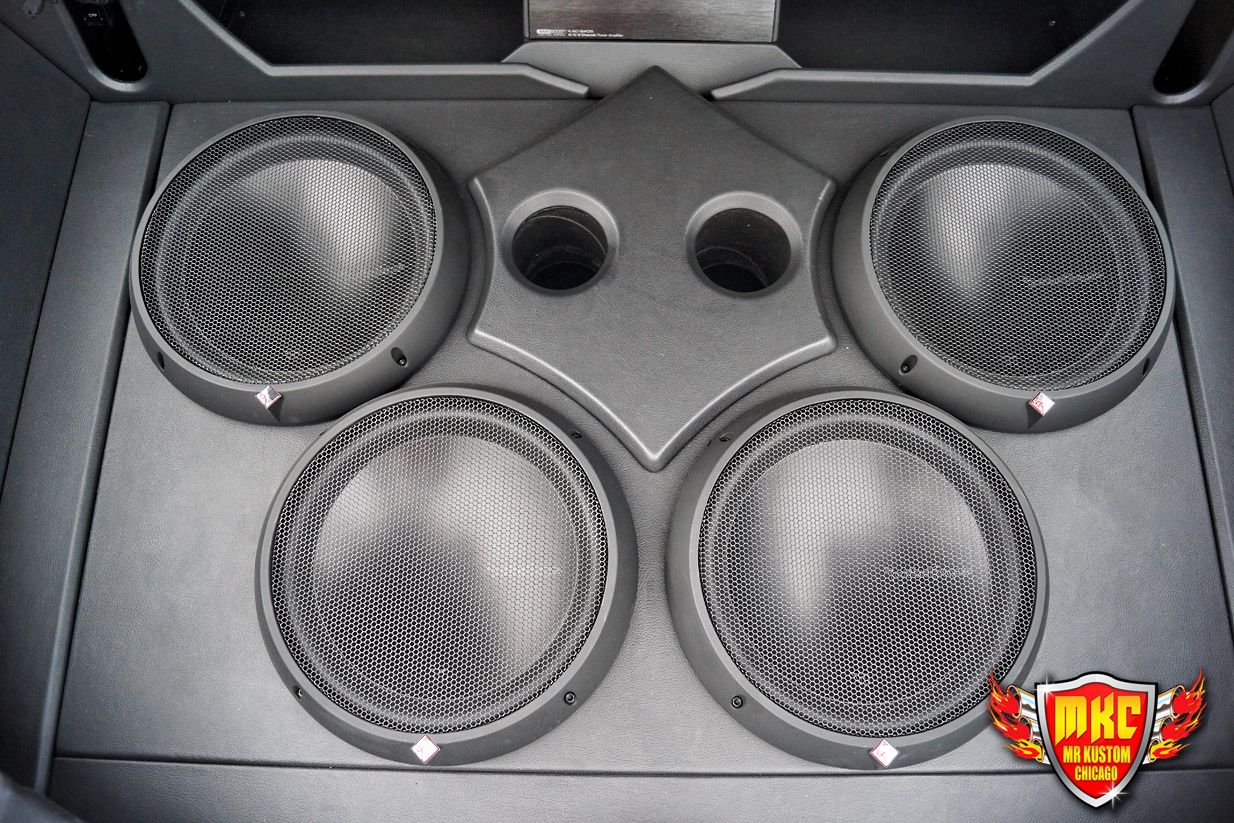 Custom Sub Enclosures Amp Car Audio Shops In Chicago