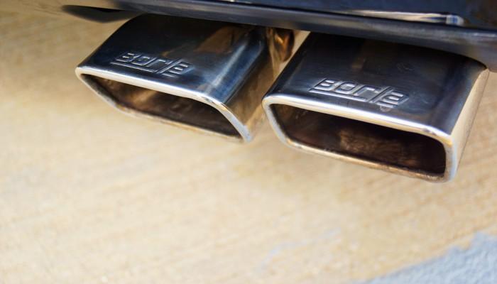 Dodge Challenger Borla ATAK Exhaust