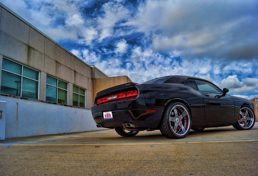 Dodge Challenger Custom SRT8