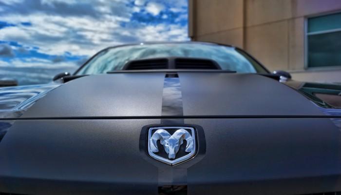 Dodge Shaker Hood Challenger SRT8
