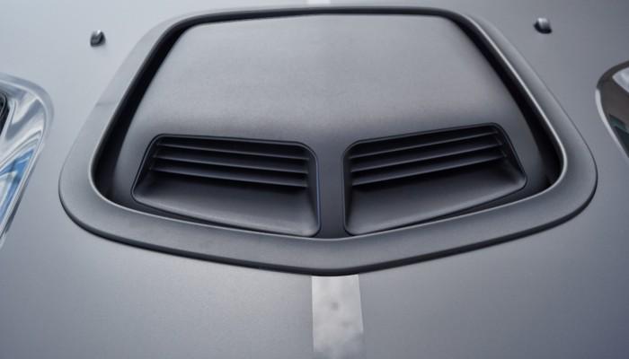 Dodge Mopar Challenger Shaker Hood