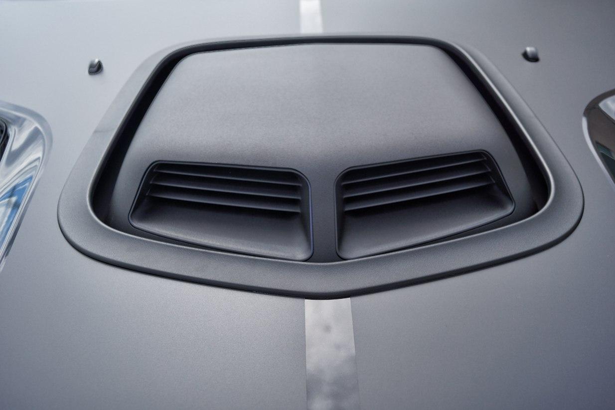 Dodge Mopar Challenger Shaker Hood Kooks Headers
