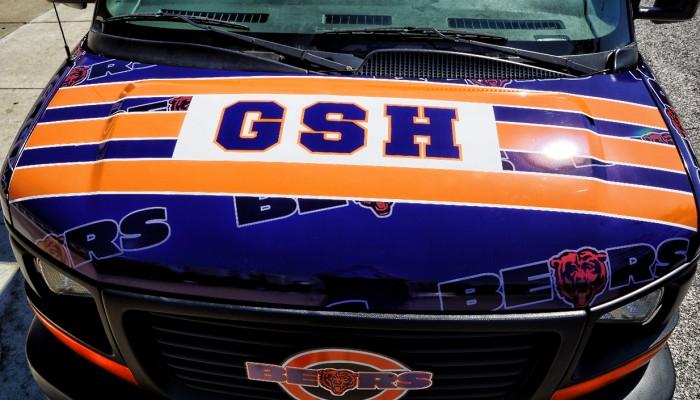 Chicago Bears GSH