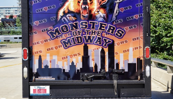 Monsters Of The Midway - Chicago Bears