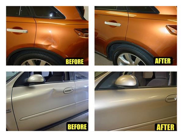 Paintless Dent Repair Chicago