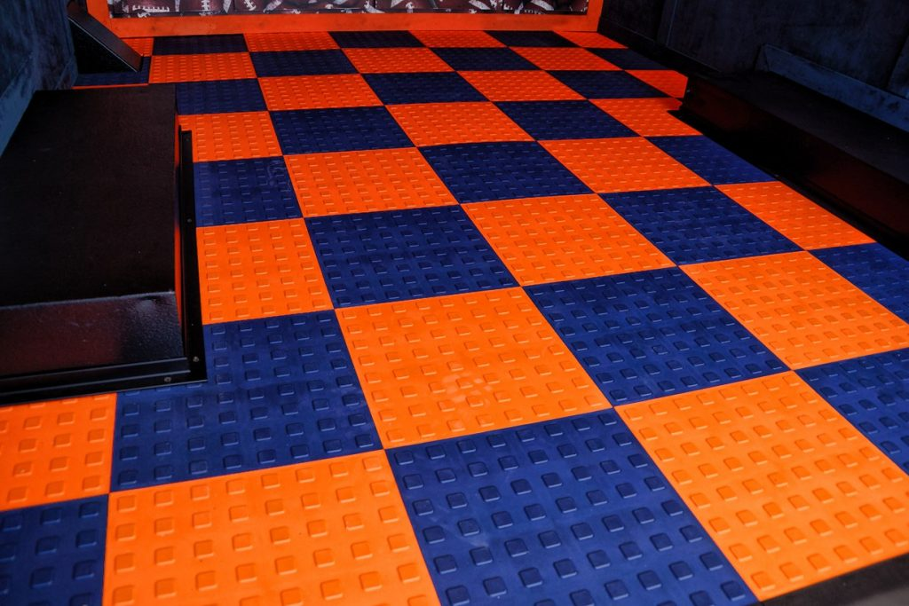 WeatherTech Floor Chicago Bears Truck
