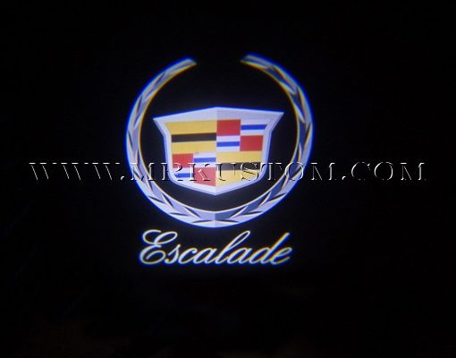 Cadillac Escalade LED Door Projector Courtesy Puddle Logo Light