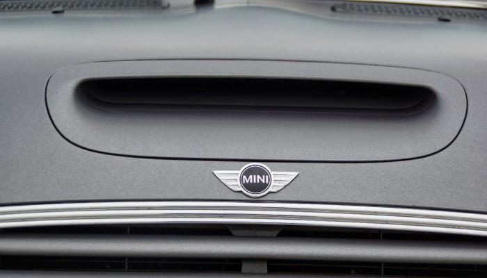 Mini Cooper Badge