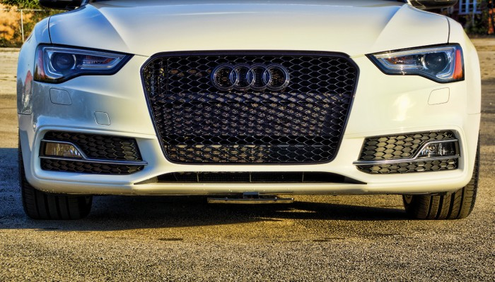 Black Powder Coated Grille