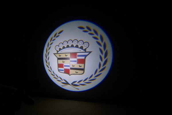 Cadillac Vintage LED Door Projector Courtesy Puddle Logo Light