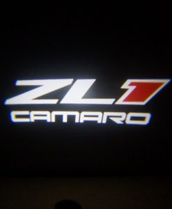 Camaro ZL1 LED Door Projector Courtesy Puddle Logo Light