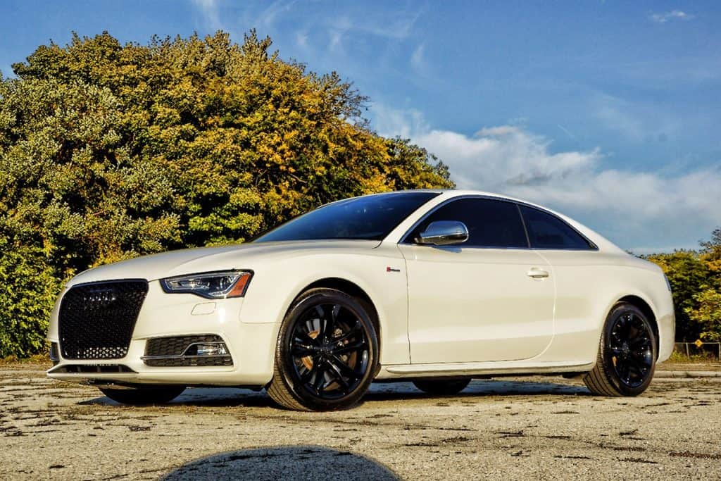 BLACK POWDER COATED AUDI S Mr Kustom Auto Accessories And - Audi s5 custom