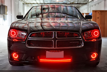 Halos Headlights & Fog Lights
