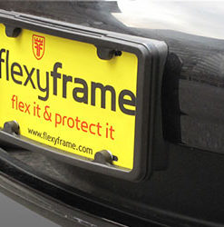 Rubber License Plate Frames