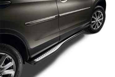 Step Bars & Running Boards