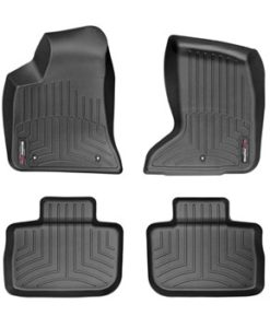 Chrysler 300 Floor Mats Black