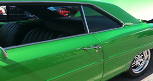Custom Car Paint Basecoat Chicago