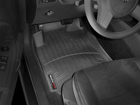 Dodge Challenger WeatherTech DigitalFit Floor Mats