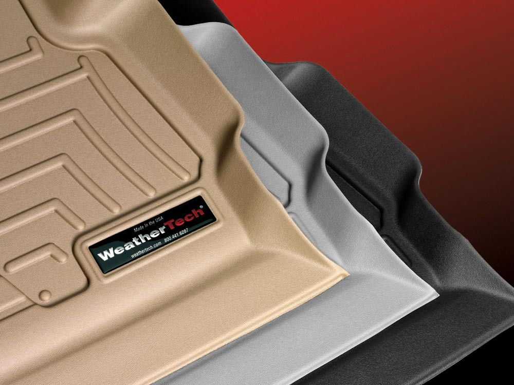 Ford Mustang Weathertech Digitalfit Floor Mats
