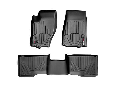 grand-cherokee Floor Mats Black 2010-2005