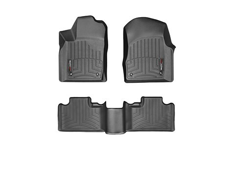grand-cherokee Floor Mats Black