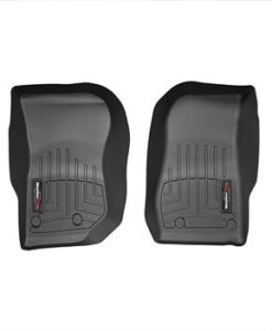 wrangler Floor Mats Black
