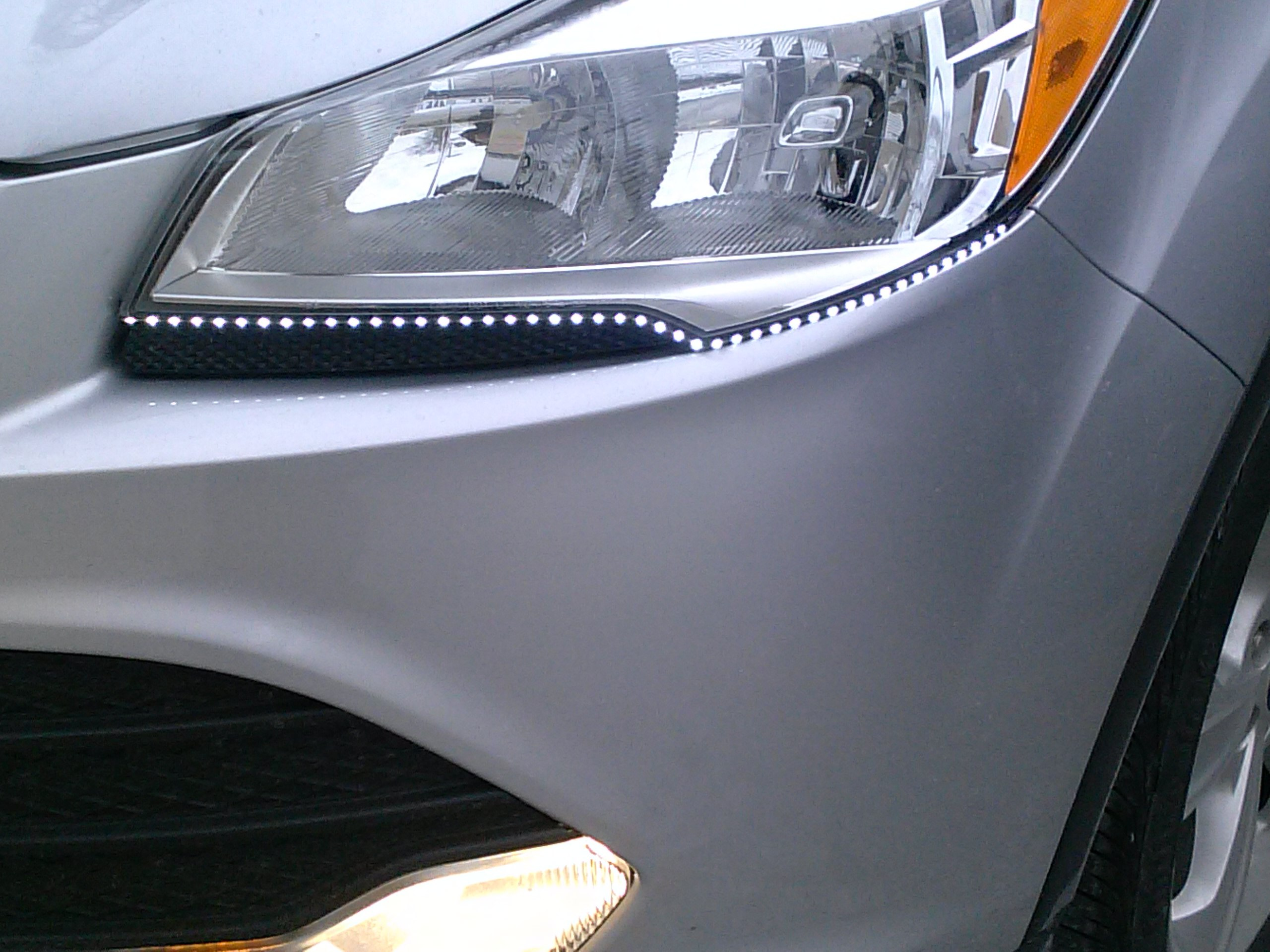 2013 ford escape led running lights. Black Bedroom Furniture Sets. Home Design Ideas