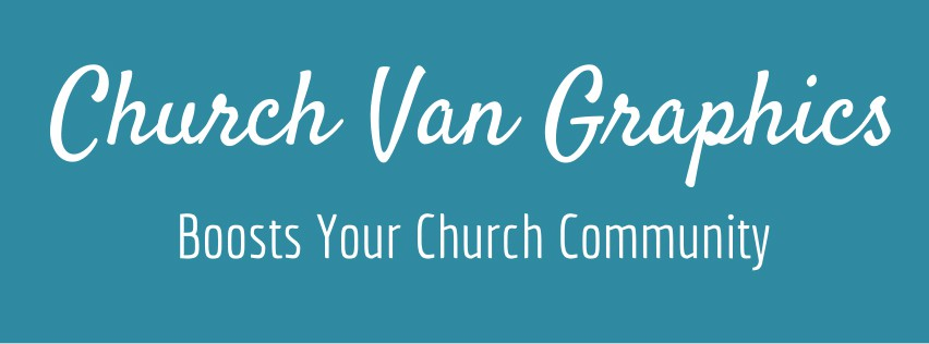 Church Van Graphics Boosts Community